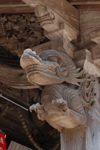 木鼻彫刻1